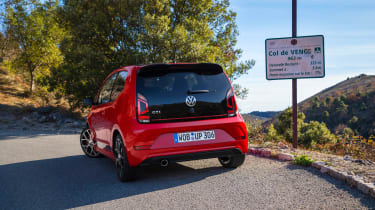 Volkswagen Up GTI 2018 back