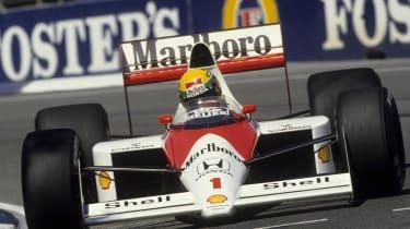 McLaren-Honda Formula 1 car