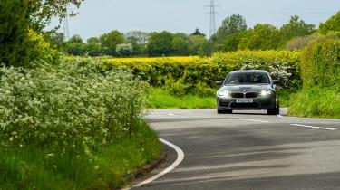 BMW M5 CS – front pan