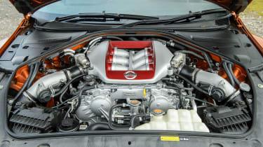 Nissan GT–R engine