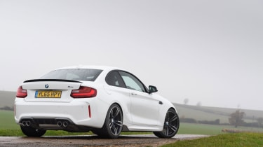 BMW M2 M Performance - Rear