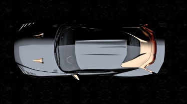 New Nissan GT-R50 by Italdesign prototype roof