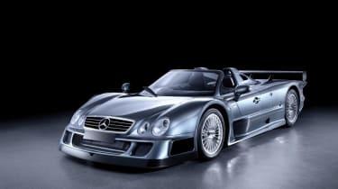 1998 Mercedes-Benz CLK GTR
