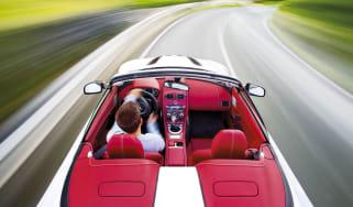 Aston Martin V12 Vantage Roadster review