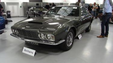 Aston Martin Works auction - DBS