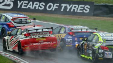 British Touring Cars 2013 champion