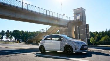 Toyota Yaris GRMN - front three quarter