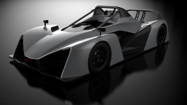 Revolution Racecars – front