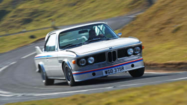 BMW 3.0 CSL front