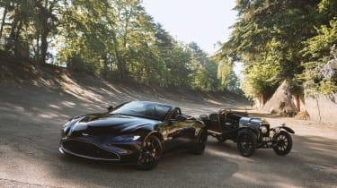 Aston Martin 'A3' Vantage Roadster – 13