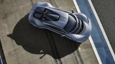 Mercedes-AMG Project One - top