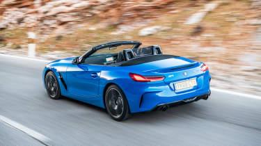 BMW Z4 20i - rear