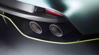 Aston Martin Rapide AMR studio - exhaust