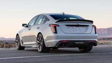Cadillac CT5-V Blackwing and CT4-V
