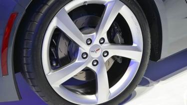 Chevrolet Corvette Stingray alloy wheel