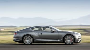 Continental GT - profile