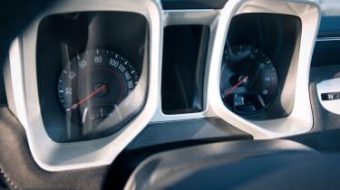Chevrolet Camaro Z/28 - Dials