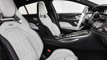 Mercedes-AMG GT53 MY22 – seats