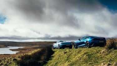 Aston Martin DB11 & Vanquish S -
