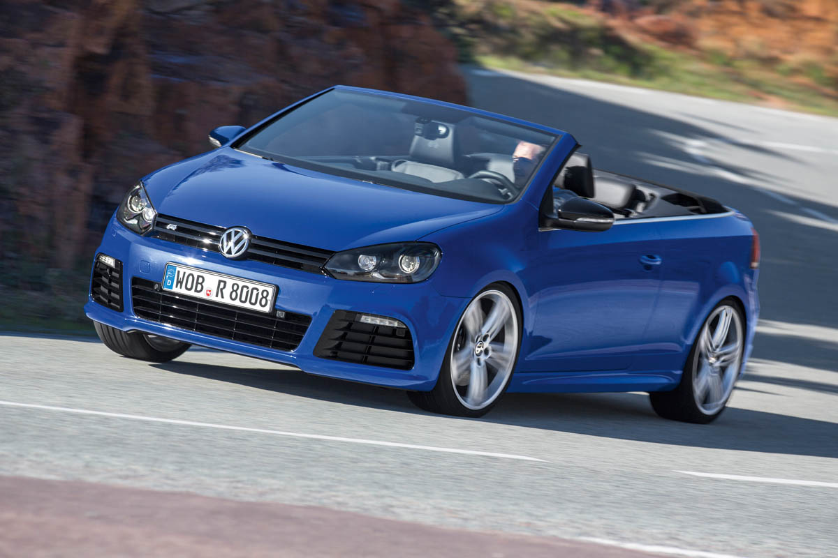 Golf R 0-60 >> 2013 Volkswagen Golf R Cabriolet Review Price Specs And 0