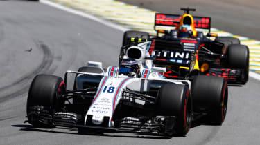 F1 Brazil - Williams1