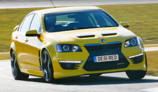 New Vauxhall VXR8 Review