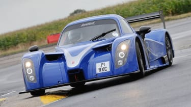 Radical RXC ride height