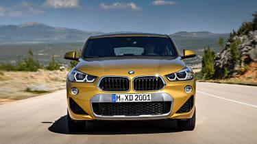 BMW X1 M Sport X - front