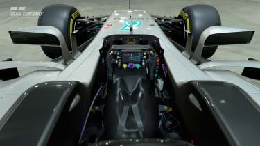 Gran Turismo Sport - Mercedes-AMG W08 F1