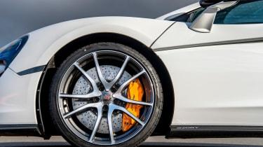 McLaren 570 GT Sportpack – wheel