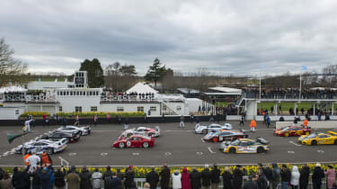 Goodwood 75th Members Meeting 13