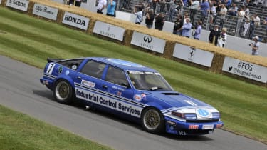 Goodwood Festival of Speed 2014 Rover SD1