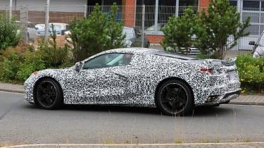 Chevrolet Corvette C8 prototype - rear