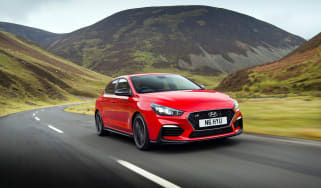 Hyundai i30 N review - a great first try at hot hatch