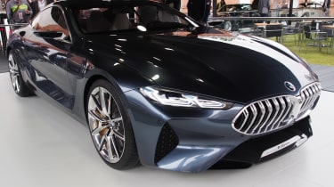 Goodwood Festival of Speed - BMW 8-series concept