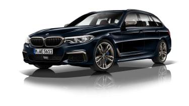 BMW M550d xDrive front