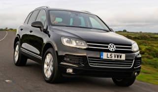 Volkswagen Touareg 3.0 V6 TDI SE diesel review