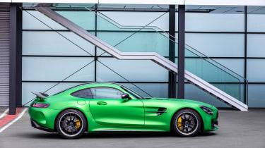 Mercedes-AMG GT R Pro side