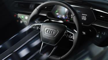 Audi e-tron S Sportback - interior