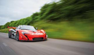 McLaren P1 GTR - front three quarter