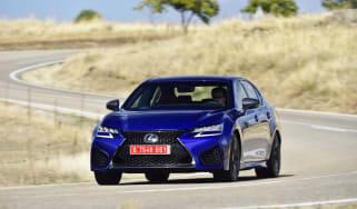 Lexus GSF – front