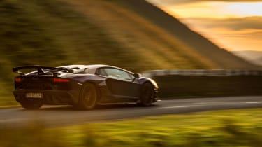 Lamborghini Aventador SVJ - rear