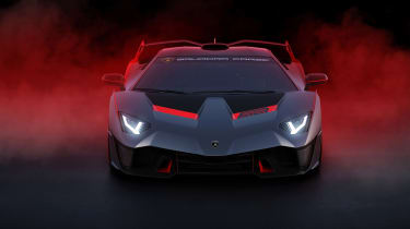 Lamborghini SC18 Alston - nose