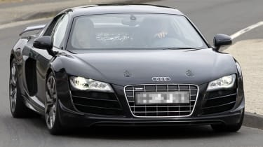 Audi R8 V10 Clubsport