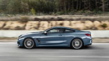 BMW M850i revealed - profile