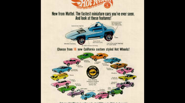50 Years of Hot Wheels -