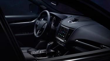 Maserati Levante hybrid – interior