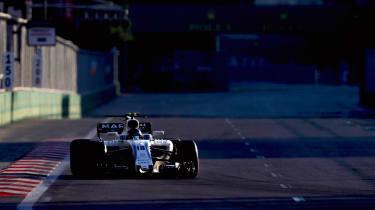 Baku Gran Prix 2017 - williams