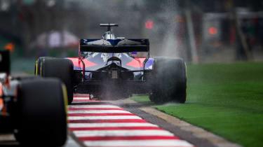 Formula 1: China - TR