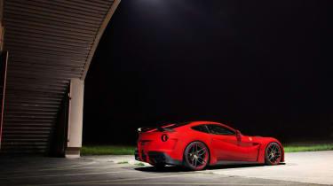 Novitec Rosso N-Largo Ferrari F12